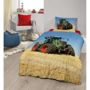 housse de couette tracteur achat vente pas cher. Black Bedroom Furniture Sets. Home Design Ideas