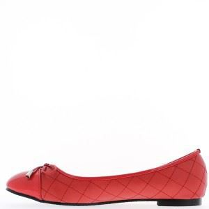 Ballerines grande taille rouges ... W2MlM4OUy