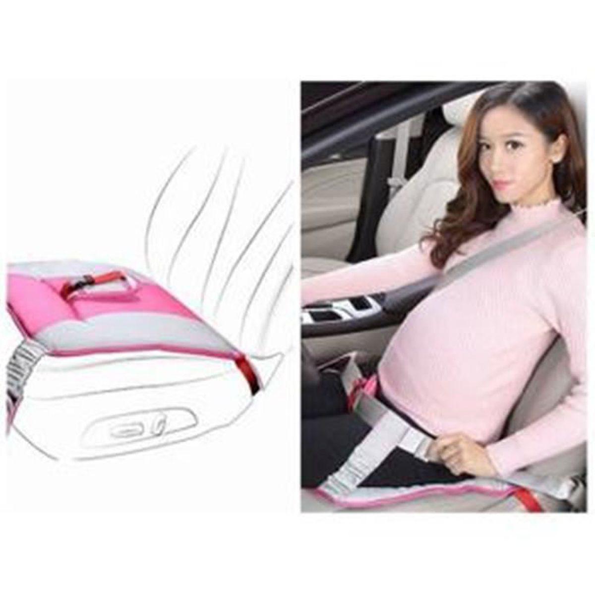 1038932f15bf REMYCOO® Ceinture de sécurité pour femmes enceintes Protégez le bébé et la  maman en cas de choc confort et sécurité
