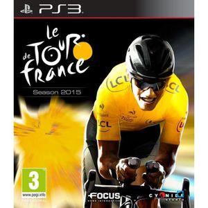 JEU PS3 Tour de France 2015 Jeu PS3