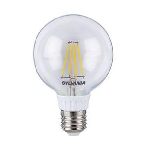SYLVANIA Ampoule LED RETRO Filament Globe G80 E27 50W