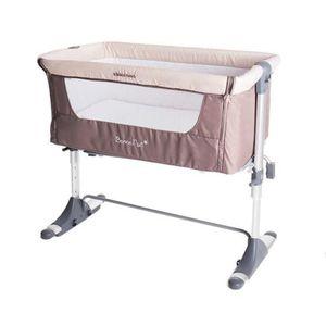 BERCEAU ET SUPPORT Berceau bébé lit bébé pliable bonne nuit beige