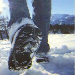 CRAMPON POUR GLACE Crampons anti-glisse pour chaussures verglas, neig