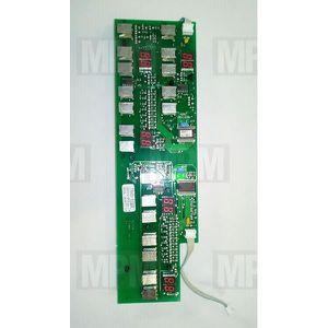 PLAQUE INDUCTION 78X2717 - Carte clavier table à induction Brandt
