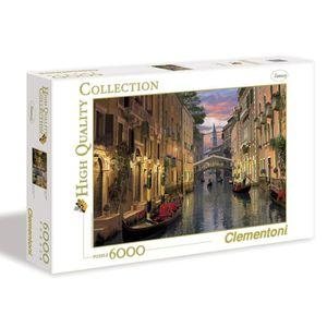 PUZZLE Puzzle Venice 6000 pièces
