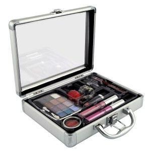 PALETTE DE MAQUILLAGE  Mallette de Maquillage - 23 Pcs