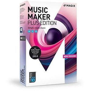 CULTURE MAGIX Logiciel Music Maker Plus Edition - Box - FR
