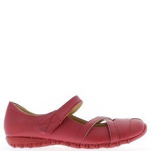 BALLERINE Ballerines rouges confortables