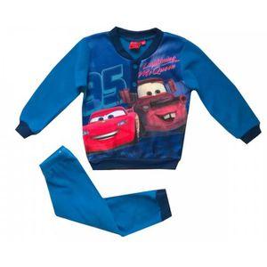 PYJAMA Pyjama polaire Cars Disney bleu news Taille de 3 à