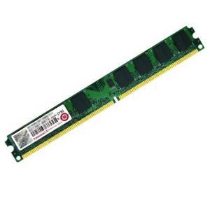 CARTE MÈRE Ram Barrette Mémoire TRANSCEND 2Go DDR2 PC2