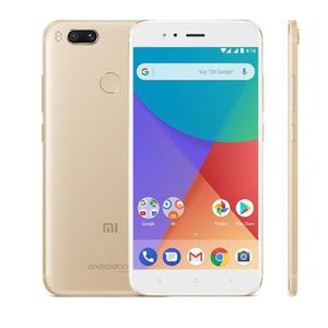 SMARTPHONE 5.5 pouces Xiaomi A1 Android One 4G Smartphone Déb