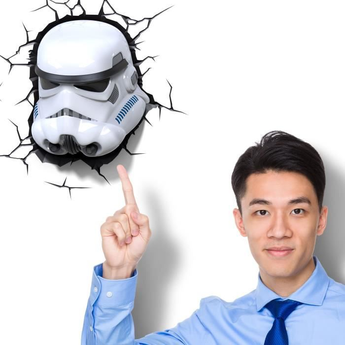 STAR WARS Veilleuse Stormtrooper
