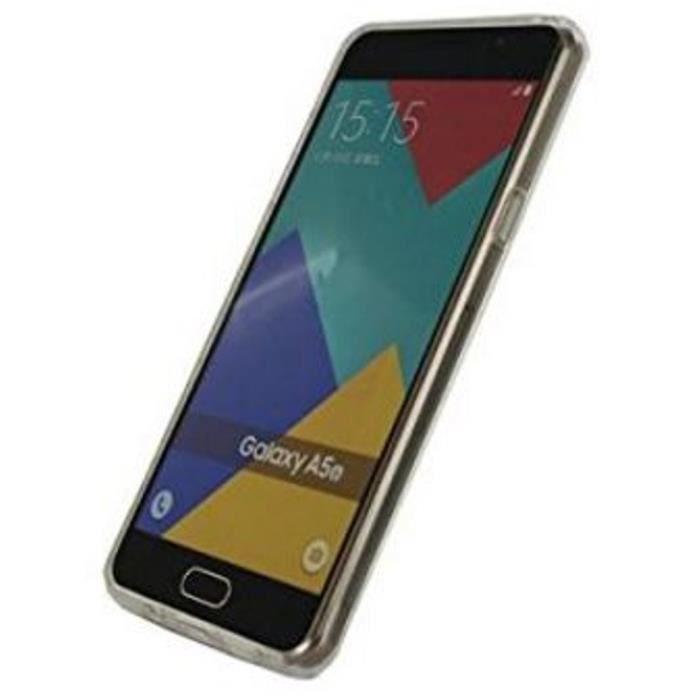 MOBILIZE Etui de protection pour téléphone Coque gel silicone Samsung Galaxy A5 2016 Transparent
