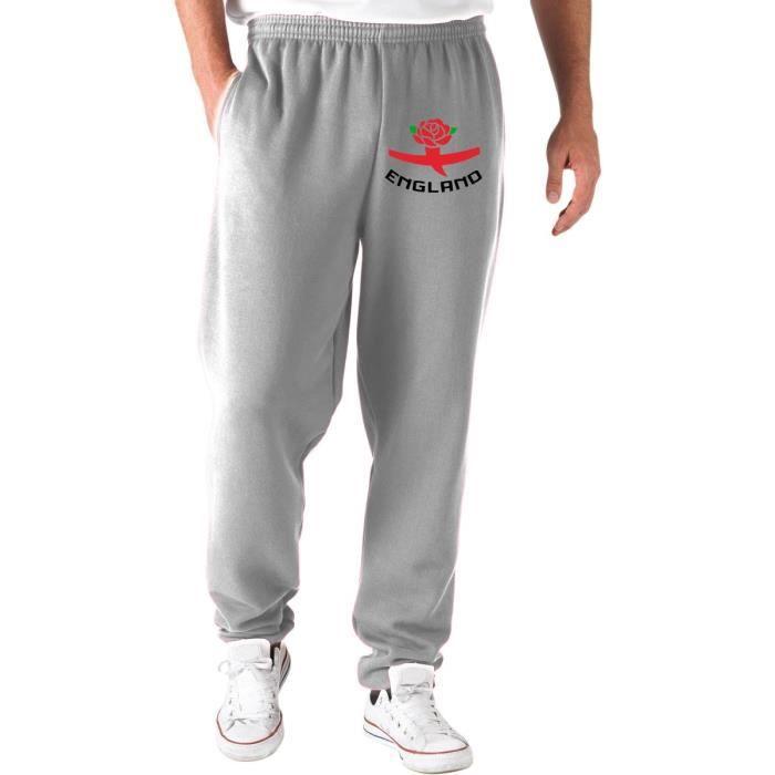 Pantalons de Survetement TRUG0043 rugby england rose logo