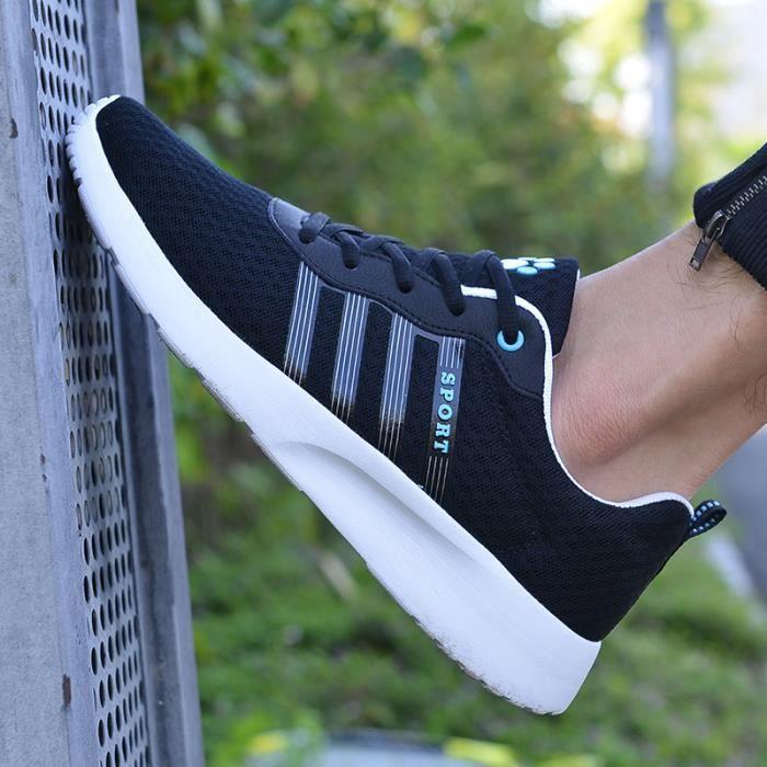 sport chaussures Hommes chaussures de occasionnels chaussures respirant basket hommes de course espadrilles pour hommes 5q4zrq