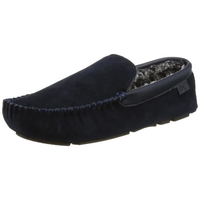 MOCASSIN Percy Chaussons bas-top pour hommes 3K74F8 Taille-