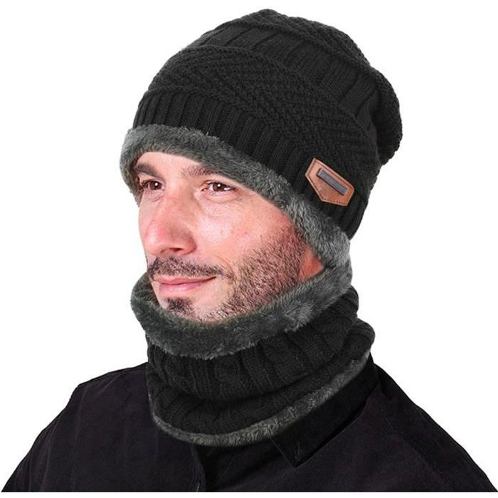 Bonnet homme de marque - Achat   Vente pas cher 5ca5ddc79fe