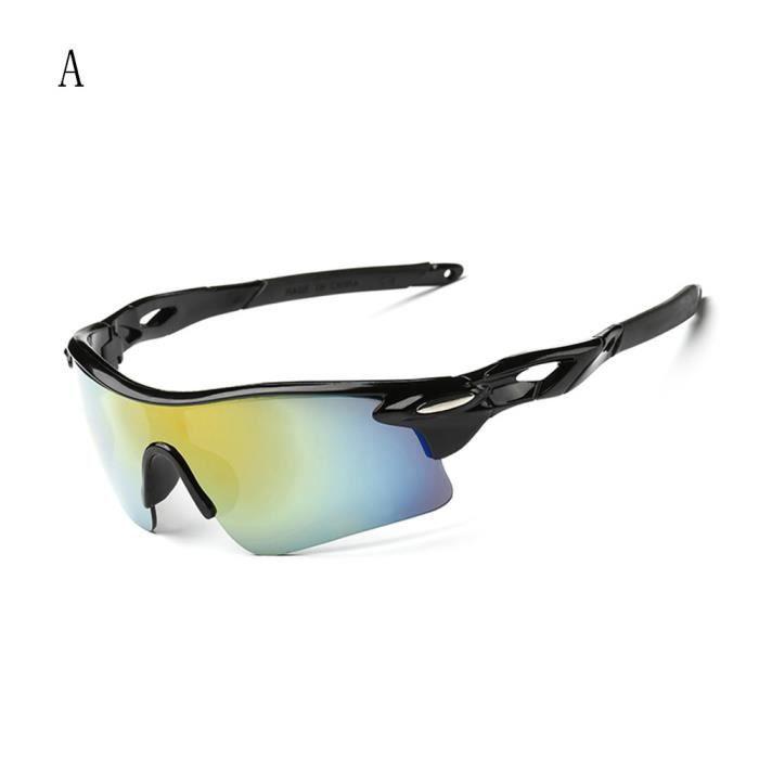 lunette Lens Napoulen®Extérieur de soleil lunettes bicyclette sport vélo XXP71231408 équitation UV400 gzq0ag