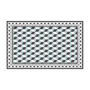 TAPIS DE CUISINE Atmosphera - Tapis vinyle mosaïque 50X79 L, 79 x l