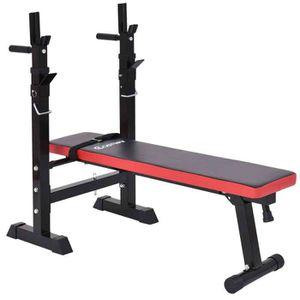 banc de musculation achat vente banc de musculation pas cher soldes d s le 10 janvier. Black Bedroom Furniture Sets. Home Design Ideas