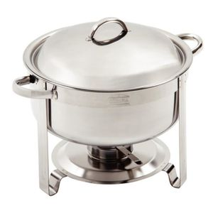 CHAUFFE-PLAT ELECTRIQUE Chafing Dish inox 7,5 Litres Vienna Olympia