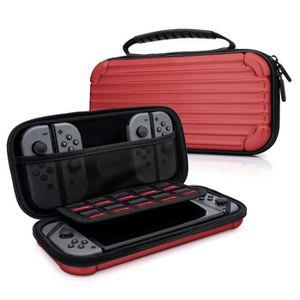 HOUSSE DE TRANSPORT MyGadget Pochette de Transport pour Nintendo Switc