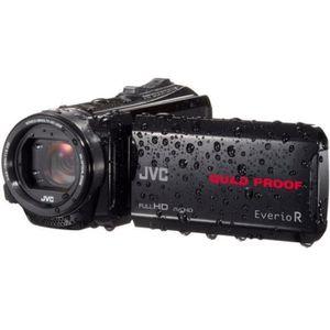 CAMÉSCOPE NUMÉRIQUE Camescope JVC GZ-R430 Full HD Noir - Etanche 5 m