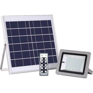 PROJECTEUR EXTÉRIEUR LEEGOAL Projecteur solaire 36 LED 18W Lumière sola