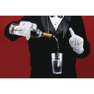 JEU MAGIE Airborne Glass deluxe (bouteille) - Tour de Magie