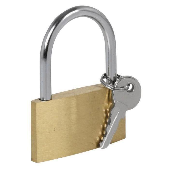 COGEX Cadenas 60 mm avec 2 clés