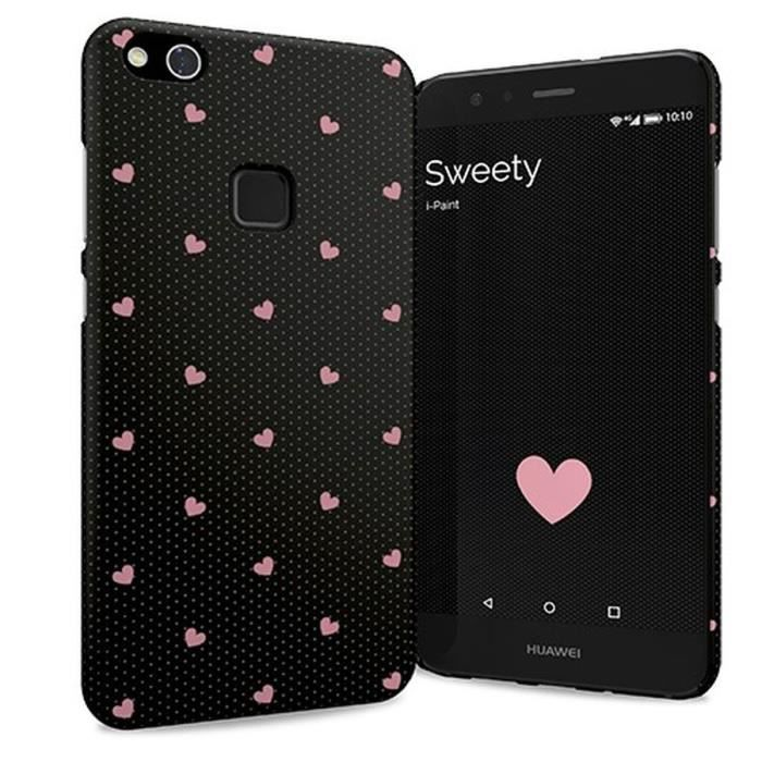 I-PAINT Coque Sweety pour Huawei P10 Lite