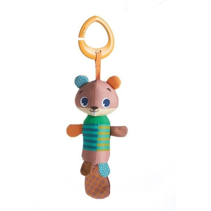 TINY LOVE Jouet clipsable Carillon Albert le castor
