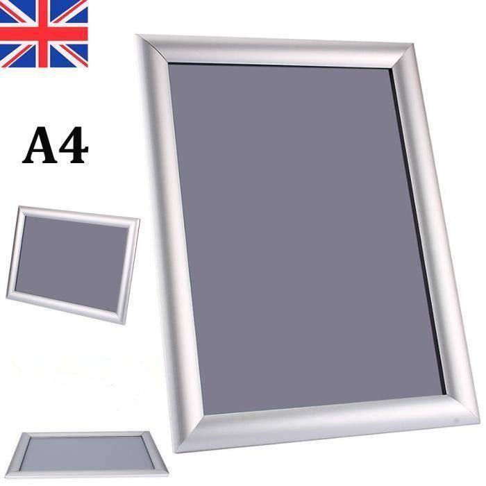 1 pcs a4 cadre de affiche photo peinture publicit tableau. Black Bedroom Furniture Sets. Home Design Ideas