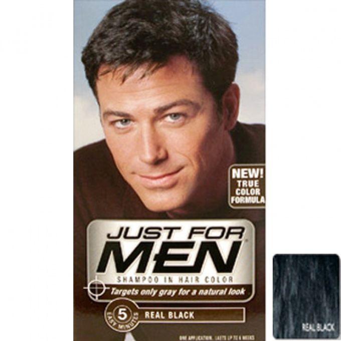 Coloration permanente cheveux homme