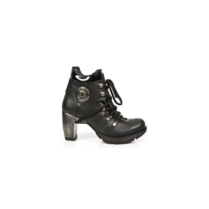 Bottes GOTH - New Rock - M.TR010-S1-42.