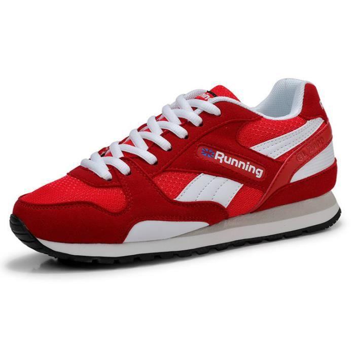 Chaussures de sport pour hommes occasionnels chaussures de course femmes couple chaussures de sport hommes et chaussures femmes HXID48u0