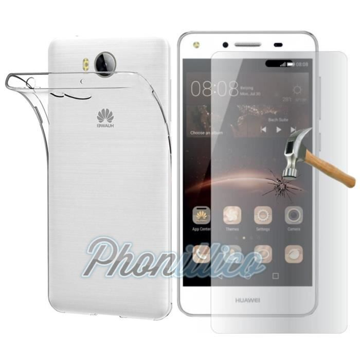coque huawei y5 2 fille