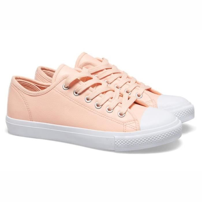 Baskets - Only Pink Sandie Couleur - Rose, Taille - 36