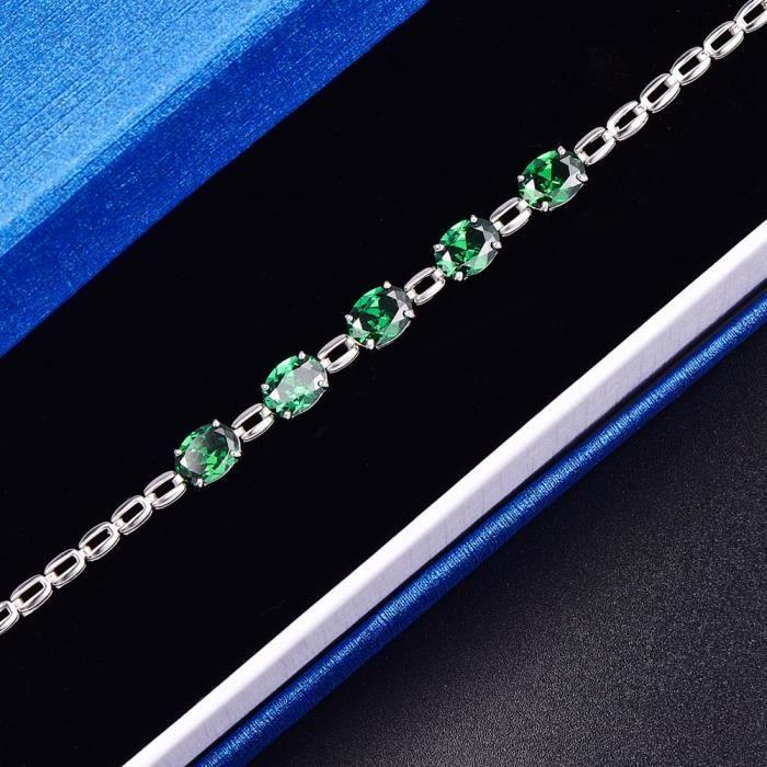 Bijoux En Argent Pour Les Femmes Bracelet 925 Sterling Argent