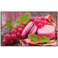 TAPIS Tapis imprimé Macaron color 232262 50x80 cm