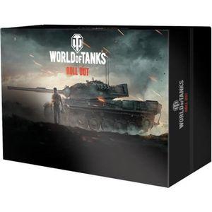 PACK ACCESSOIRE Coffret Édition Collector World of Tanks pour PS4-