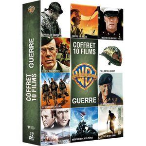 DVD SÉRIE Coffret DVD Guerre 10 films