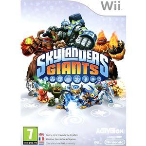 JEUX WII Skylanders Giants  - Jeu seul [WII] (sans porta...