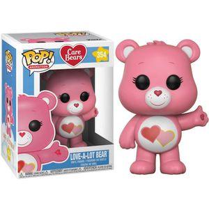 FIGURINE - PERSONNAGE Funko Pop! Animation Care Bears Love-A-Lot Bear ro