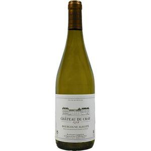 VIN BLANC Vin Blanc Bourgogne Aligoté, Château de Cray (Bour
