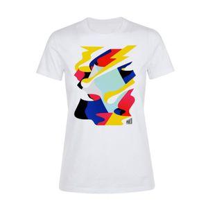 T-SHIRT T-shirt femme affiche Printemps de Bourges 2018 L
