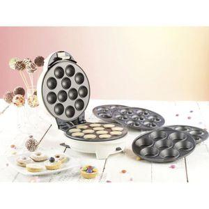 APPAREIL À MUFFINS Appareil 3 en 1 pour donuts, cupcakes & cake pops