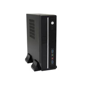 UNITÉ CENTRALE  Mini-PC passif, Intel Celeron, 480 Go SSD, 8Go RAM