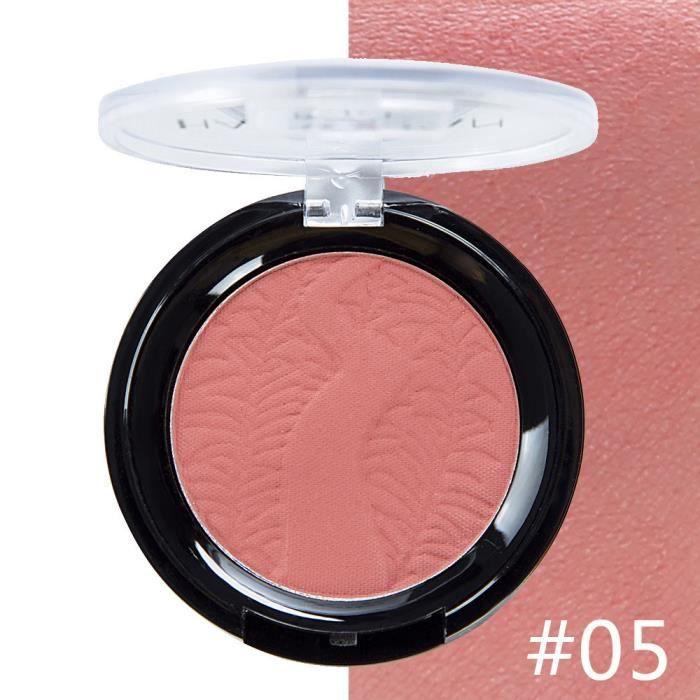 PALETTE DE MAQUILLAGE  6 couleurs de maquillage lisse de contour du visag