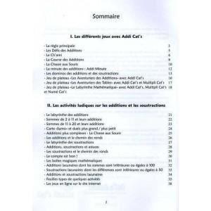 TABLE JOUET D'ACTIVITÉ CAT'S FAMILY - Addi Cat's, dossier pédagogique …